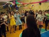 Социальный новогодний танец, Лажъяльская школа