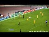 ЛЧ 2011-2012. 2 тур. БАТЭ - Барселона 0:5 (Обзор матча)